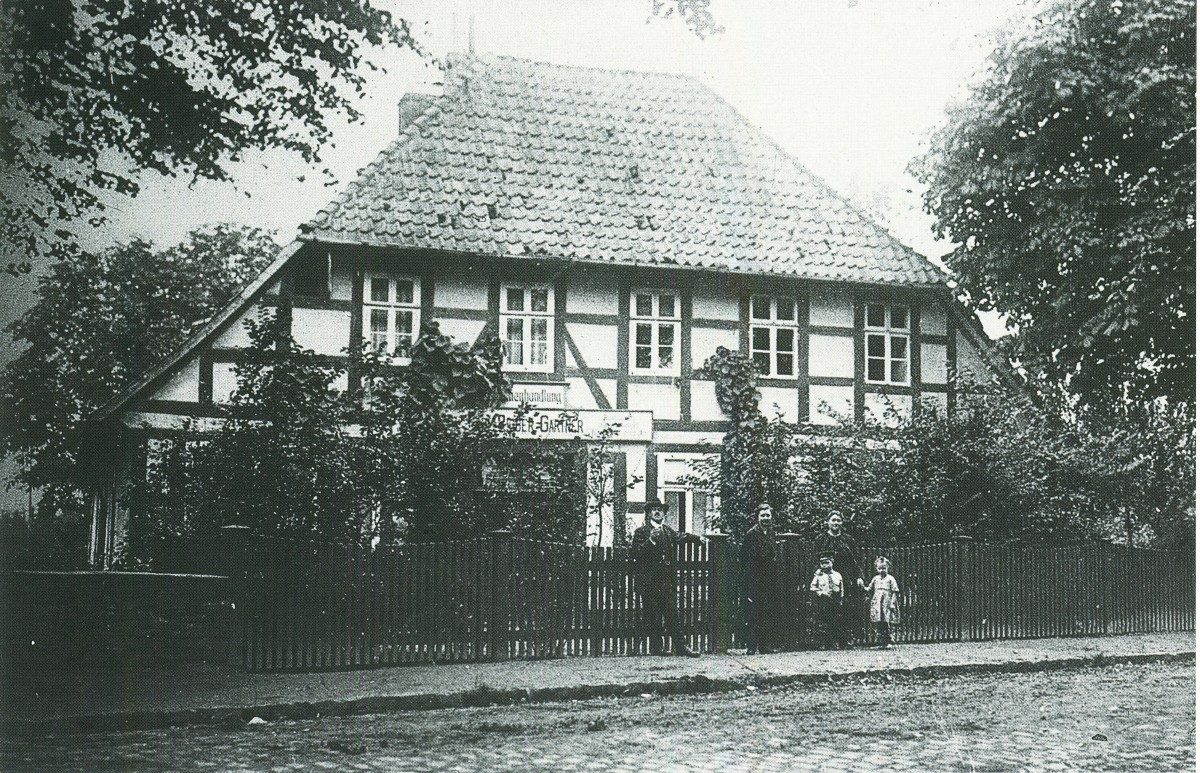 Altes Zollhaus 1920